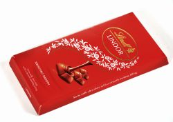 Barra de Chocolate Lindt